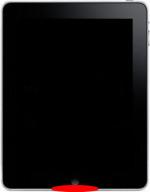iPad dock de charge
