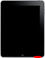 iPad haut parleur