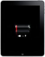iPad Batterie