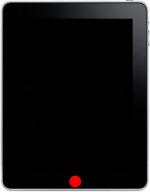 iPad bouton home