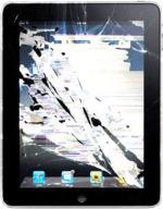 iPad Ecran LCD cassé