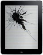 iPad Vitre et écran cassé