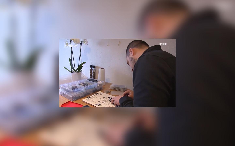 Reportage Répar'iPhone 31 sur TF1