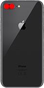 Coque Arrière iPhone 8 Plus